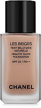 Духи, Парфюмерия, косметика Тональный флюид - Chanel Les Beiges Healthy Glow Foundation SPF 25 PA++