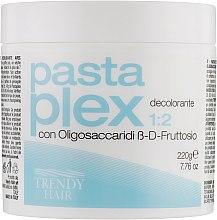 Духи, Парфюмерия, косметика Паста для осветления волос с Олиго-Сахаридами и Фруктозой - Trendy Hair Pastaplex