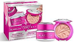 Духи, Парфюмерия, косметика Набор - Becca & GlamGlow We Know Glow Kit (f/mask/15g + hidh/2.4g)