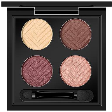 Палетка теней для глаз - O.TWO.O 4 Color Eyeshadow Palette