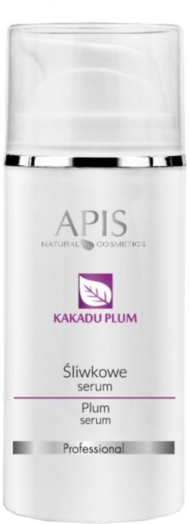Сливовая сыворотка для нормальной и сухой кожи - APIS Professional Kakadu Plum Serum