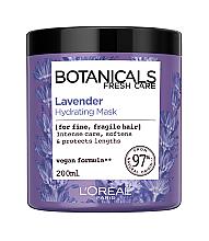 """Духи, Парфюмерия, косметика Маска """"Лаванда, Эссенция Увлажнение"""" для тонких волос и чувствительной кожи головы - L'Oreal Paris Botanicals Fresh Care Lavender Hydrating Mask"""