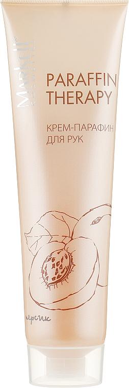 "Крем-парафин для рук ""Персик"" - Markell Cosmetics Paraffin Therapy"