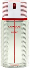 Духи, Парфюмерия, косметика Ted Lapidus Lapidus Pour Homme Sport - Туалетная вода