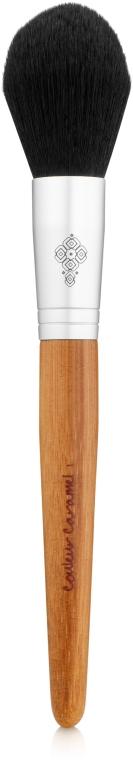 Кисть №1 для пудры - Couleur Caramel