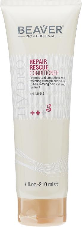 Кондиционер для интенсивного восстановления поврежденных волос - Beaver Professional Hydro Conditioner