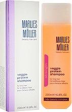 Духи, Парфюмерия, косметика Шампунь для волос - Marlies Moller Strength Veggie Protein Shampoo