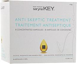 """Ампулы для волос """"Анти скептик"""" - Saryna Key Unique Pro Anti Skeptic Treatment — фото N1"""