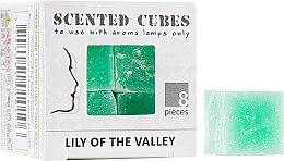 "Духи, Парфюмерия, косметика Аромакубики ""Ландыши"" - Scented Cubes Lily Of The Valley"