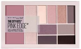 Духи, Парфюмерия, косметика Палетка для макияжа - Maybelline New York City Kit Eye & Cheek Palette