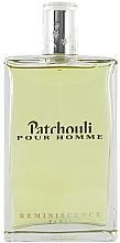 Духи, Парфюмерия, косметика Reminiscence Patchouli Homme - Туалетная вода (тестер без крышечки)