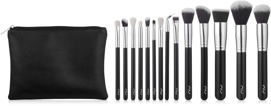 Набор кистей для макияжа, 15 шт - Colordance