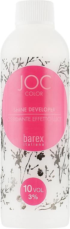 Окислительная эмульсия 3% - Barex Italiana Joc Color Line Oxygen