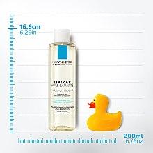 Очищающее липидовосстанавливающее масло для душа и ванны - La Roche-Posay Lipikar Huile Lavante Relipidante Anti-Irritations — фото N7