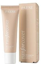 Духи, Парфюмерия, косметика Тональный крем для лица - Paese Run For Cover 12H Longwear Fondation SPF10