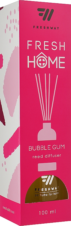 "Аромадиффузор ""Жевательная резинка"" - Fresh Way Fresh Home Bubble Gum"