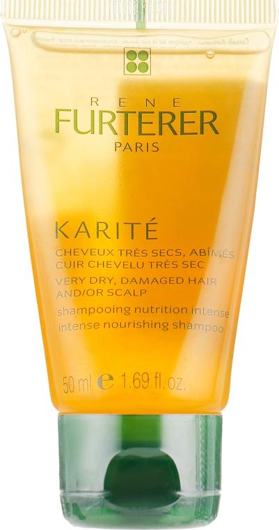 Питательный шампунь - Rene Furterer Karite Intense Nourishing Shampoo