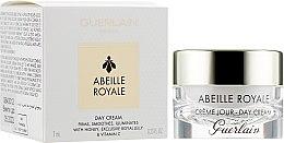Насыщенный дневной крем - Guerlain Abeille Royale Firms, Smoothes, Illuminates Rich Day Cream (мини) — фото N1