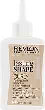 Духи, Парфюмерия, косметика Лосьон для завивки для натуральных волос - Revlon Professional Lasting Shape Curly Lotion Natural Hair
