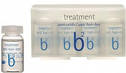 Духи, Парфюмерия, косметика Комплекс против выпадения волос - Broaer B2 Anti Treatment Hair-Loss