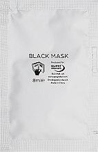Черная маска для лица - Skin Academy Peel Off Black Mask — фото N2