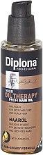 Духи, Парфюмерия, косметика Флюид с аргановым маслом для очень сухих и ломких волос - Diplona Professional Oil Therapy Oil