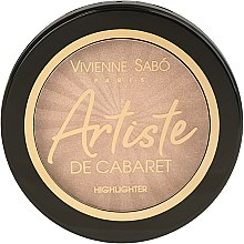 Парфумерія, косметика Хайлайтер для обличчя - Vivienne Sabo Artiste de Cabaret Hightlighter