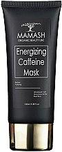 Духи, Парфюмерия, косметика Энергетическая тоник-маска для лица с гуараной, кофеином и чаем матча - Mamash Organic Energizing Caffeine Mask