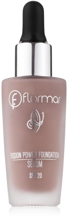 Тональный крем - Flormar Fusion Power Foundation Serum