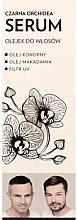 """Духи, Парфюмерия, косметика Масло-сыворотка для волос """"Черная орхидея"""" - WS Academy Black Orchid Serum Oil"""