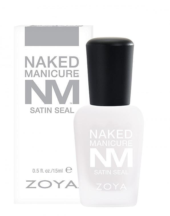 Топовое матовое покрытие в подарок, при покупке продукции Zoya на сумму от 500 грн
