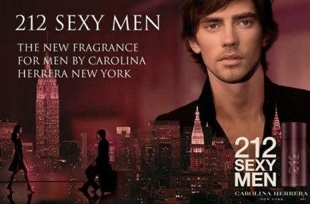 Carolina Herrera 212 Sexy Men - Туалетная вода — фото N4