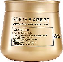 Духи, Парфюмерия, косметика Маска для сухих и ломких волос - L'Oreal Professionnel Nutrifier Masque