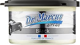 "Духи, Парфюмерия, косметика Ароматизатор для авто ""Черный"" - Dr.Marcus Aircan Black"