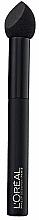 Духи, Парфюмерия, косметика Кисть для макияжа - L'Oreal Paris Infallible Make Up Brush Concealer Blender Brush