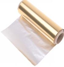 Парфумерія, косметика Фольга для мелірування  - Wella Professionals Color Wraps Sheets Gold