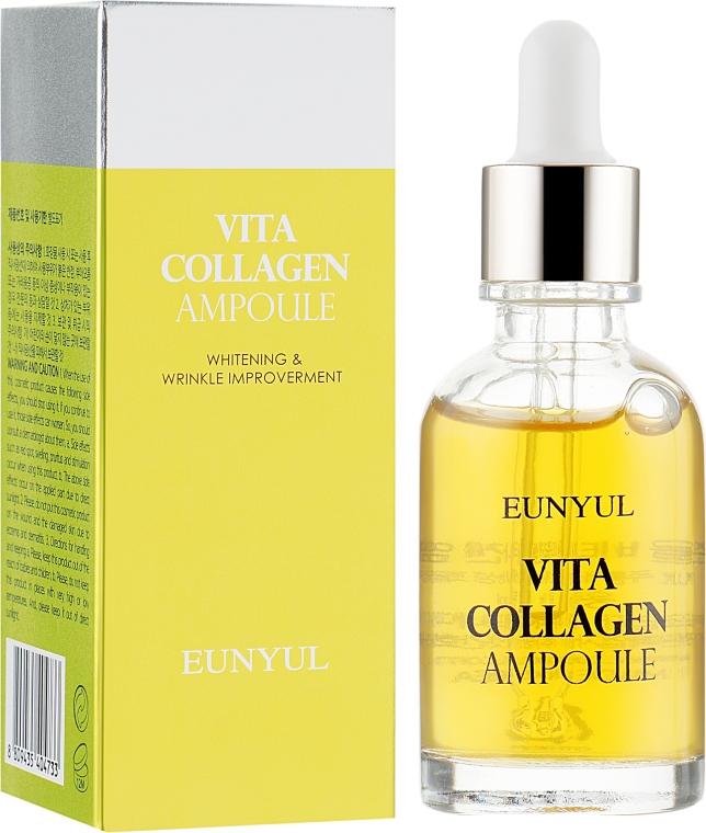 Ампульная коллагеновая сыворотка - Eunyul Vita Collagen Ampoule