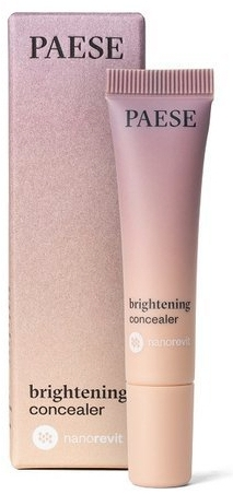 Осветляющий консилер - Paese Brightening Concealer