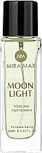 Духи, Парфюмерия, косметика Mira Max Moon Light - Духи (тестер с крышечкой)