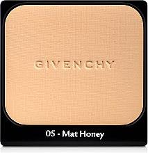 Духи, Парфюмерия, косметика Пудра компактная для лица - Givenchy Matissime Velvet Absolute Matt Finish Powder SPF20 (тестер без коробки)