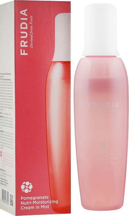 Крем-спрей для лица - Frudia Pomegranate Nutri-Moisturizing Cream In Mist