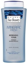 Духи, Парфюмерия, косметика Освежающий тоник - Natural Sea Beauty Mineral Fresh Refreshing Toner