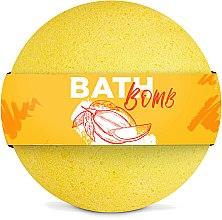 """Парфумерія, косметика Бомба для ванни """"Mango"""" - SHAKYLAB Bath Bomb"""