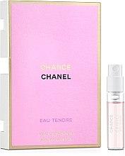 Духи, Парфюмерия, косметика Chanel Chance Eau Tendre - Парфюмированная вода (пробник)