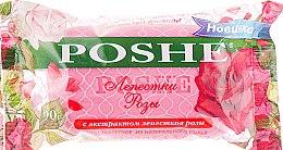 """Духи, Парфюмерия, косметика Мыло туалетное твердое """"Лепестки Розы"""" - Poshe"""