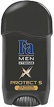 Духи, Парфюмерия, косметика Дезодорант-стик - Fa Men Xtreme 5 Protect Stick