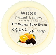 "Духи, Парфюмерия, косметика Ароматический воск ""Шоколад с апельсином"" - The Secret Soap Store Wox Chocolate With Orange"