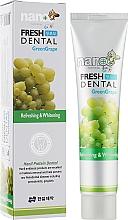 """Духи, Парфюмерия, косметика Гелевая зубная паста """"Зеленый виноград"""" - Hanil Fresh Dental Toothpaste"""