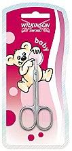 Духи, Парфюмерия, косметика Детские ножницы для ногтей - Wilkinson Sword Baby Scissors