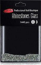 Духи, Парфюмерия, косметика Стразы для ногтей - PNB АВ SS3 Glass